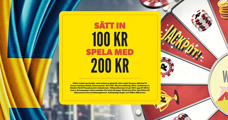 Rizk Casino-bonus